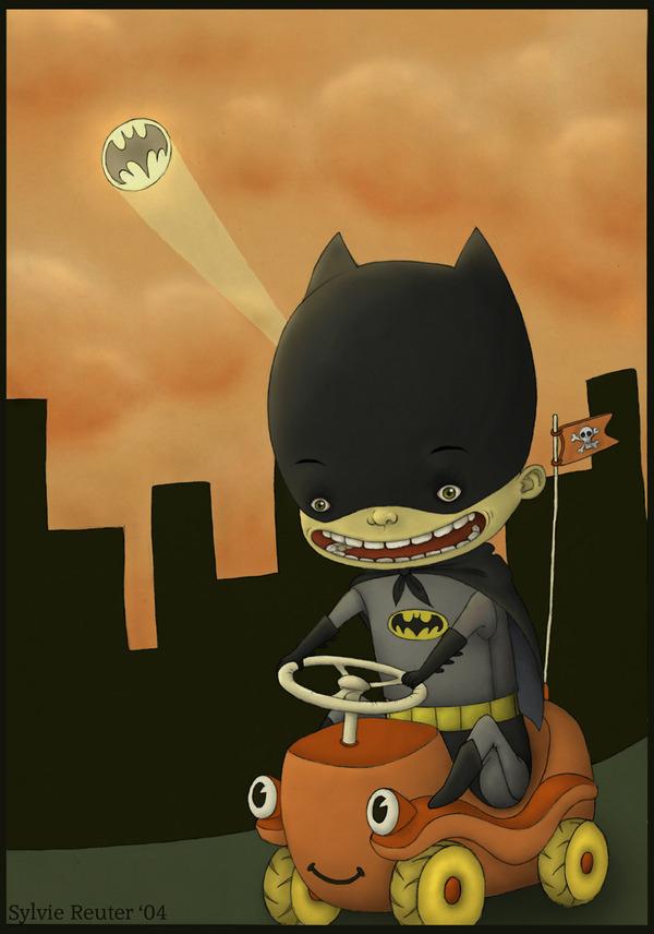 Possible Batman Begins Reboot