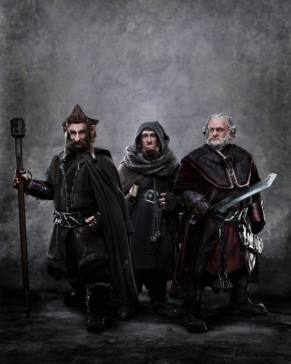 First Look: The Dwarves Of The Hobbit