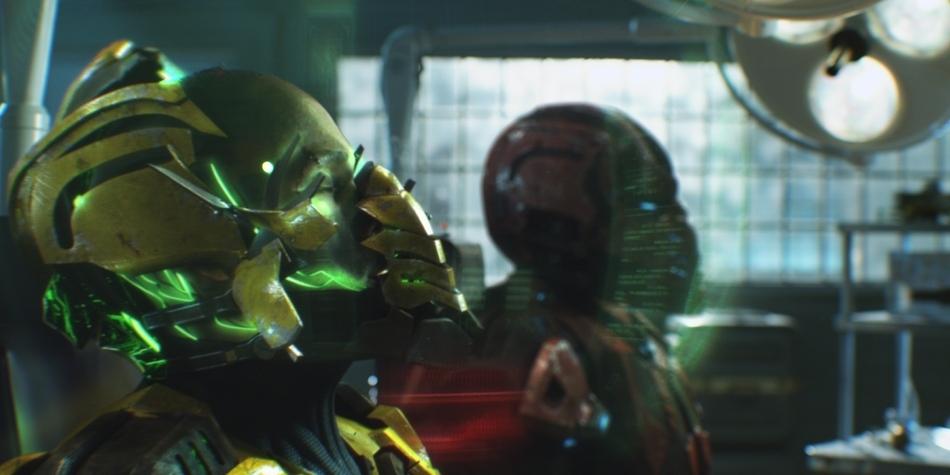 Mortal Kombat Legacy Episode 9 Teaser Image