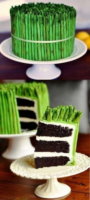 Stealth Cake Is Awesome