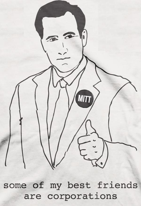 Mitt Romney's New Campaign Slogan