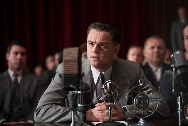 "First Look At Leonardo DiCaprio In ""J. Edgar"""