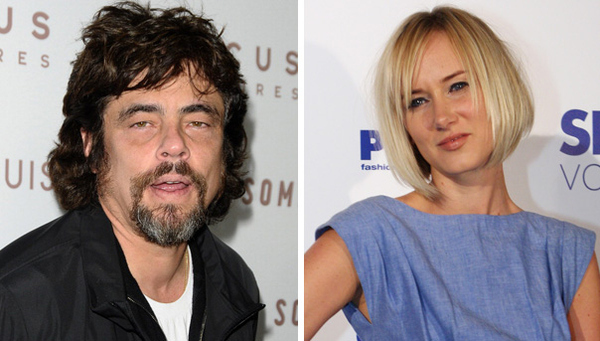 Kimberly Stewart, Benicio Del Toro Welcome Baby Daughter