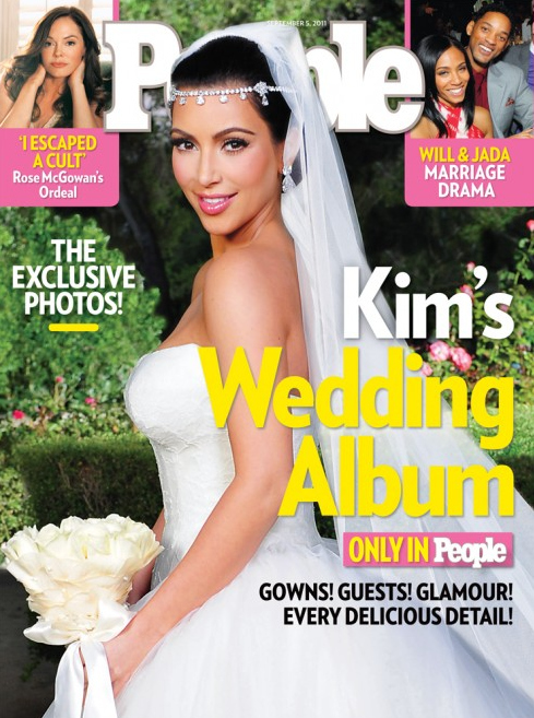 The $1.5 Million Kim Kardashian People Magazine Cover