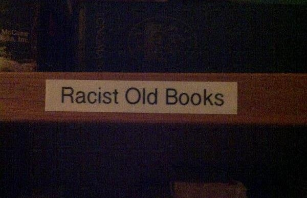 Barnes & Noble Never Has This Section