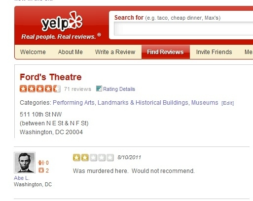 The Most Trustworthy Yelp Review In History