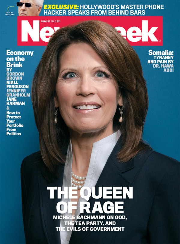 Newsweek's Michele Bachmann Cover