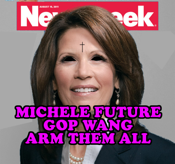 Bachmann Gets The Odd Future Treatment