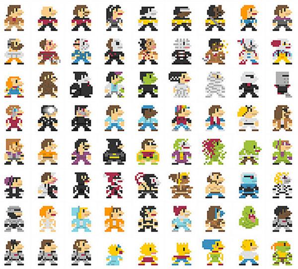 696 Superheroes