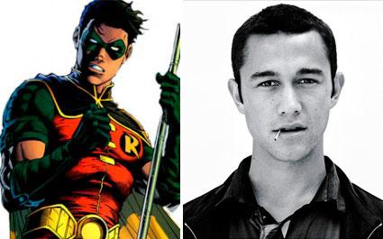 "Joseph Gordon-Levitt As Robin In ""The Dark Knight Rises""?"