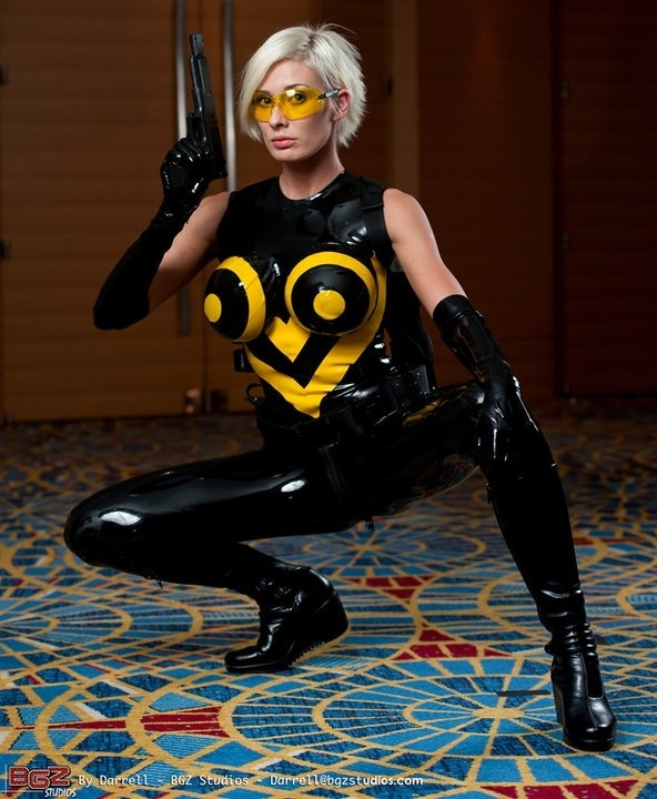 Marie - Claude Bourbonnais Cosplay Has the Look.