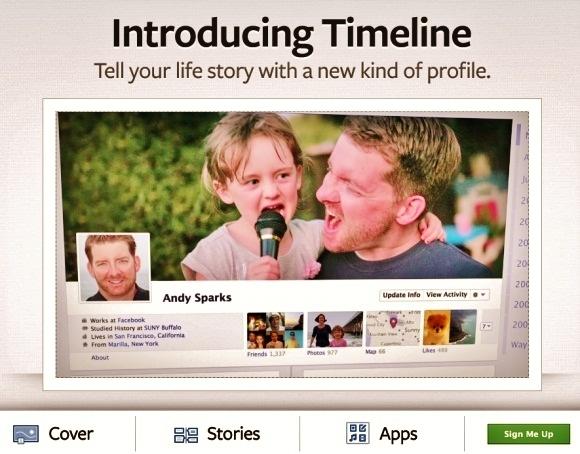 Status Update: New Facebook Arrives!