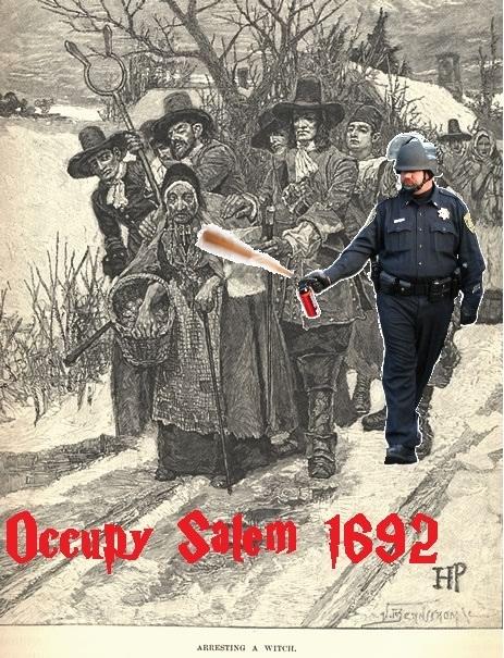 Occupy Salem 1692