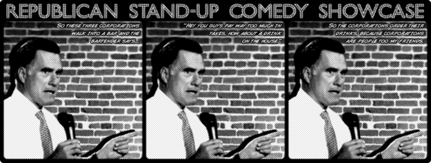 Republican Stand-Up Comedy Showcase