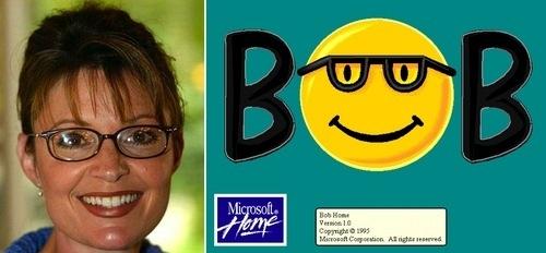 Sarah Palin Is Bob