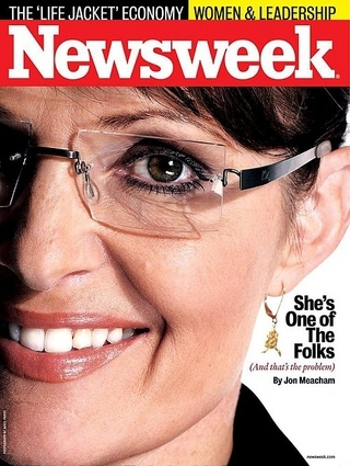 Newsweek's Sarah Palin Cover