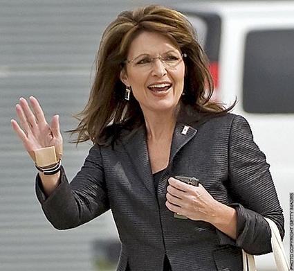 Why Isn't Sarah Palin Wearing Her Wedding Ring?