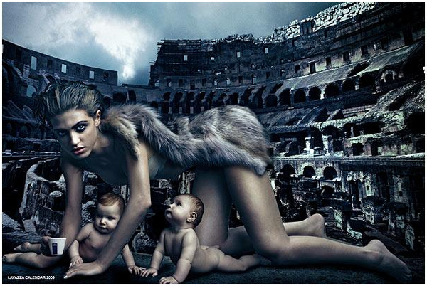Mythological Photoshop Trainwreck