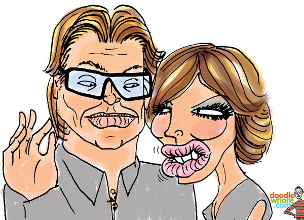Hollywood's Least Interesting Couple Gets Reality Show