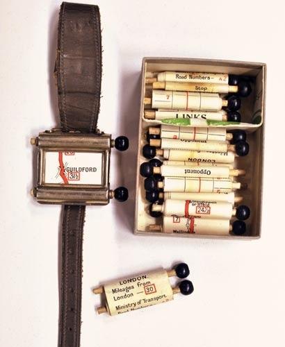 Old-Timey GPS