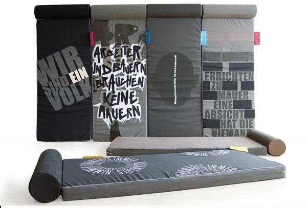 Berlin Wall Air Mattresses