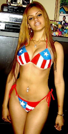 """Melody Morales Sues Bikini Bar for Being Too """"ghetto""""."""
