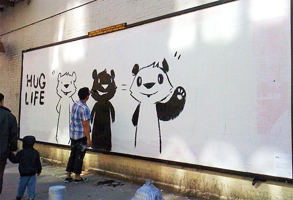 Artists Start a Battle Against Advertising