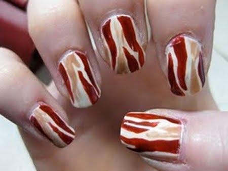 Bacon Nails