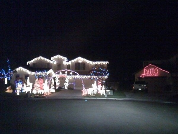 Best Christmas Lights Ever!