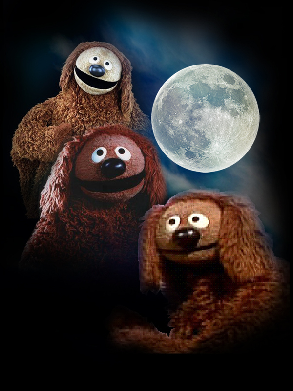Three Rowlf Moon