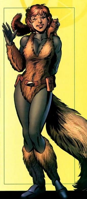 Do You Know Squirrel Girl?