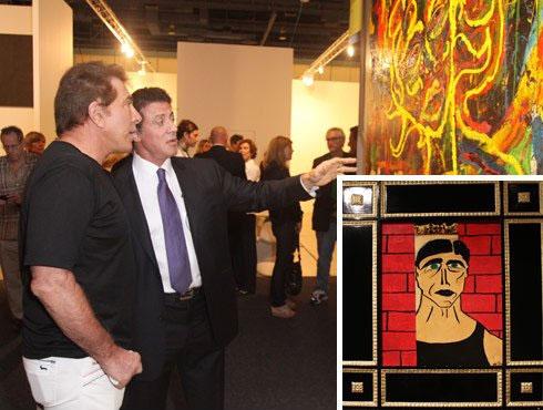 Stallone's Self Portrait