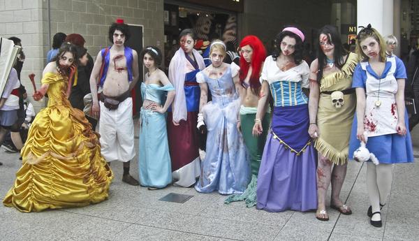 Disney Zombies