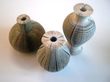 Book Vases!
