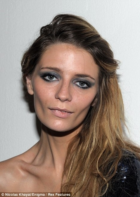 Mischa Barton Looks Shockingly Thin