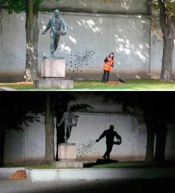Graffiti That Makes You Say Hmm