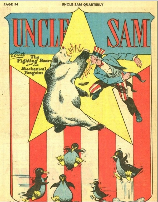 Uncle Sam Hates Bears