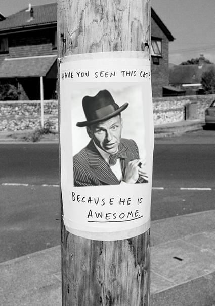 he is!