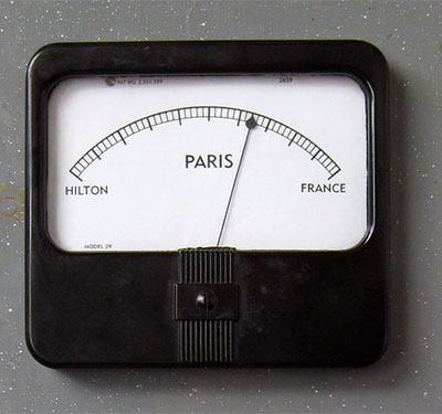 Paris: Hilton Vs. France