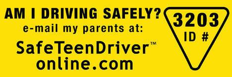 Safe Teen Driver Sticker