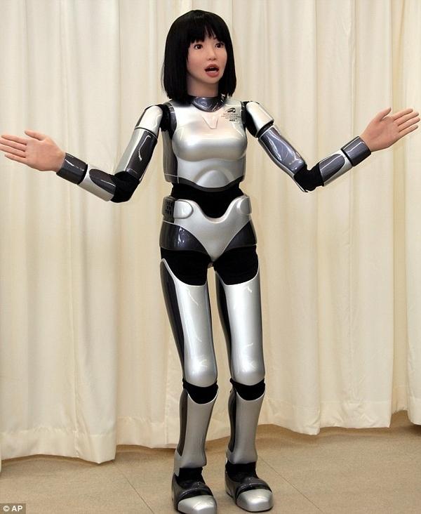 The Robotic Top Model