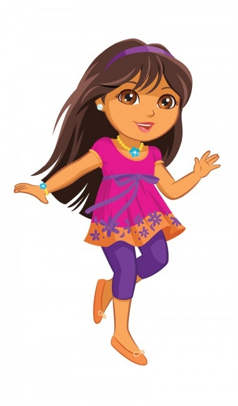 Tween Dora the Explorer Revealed