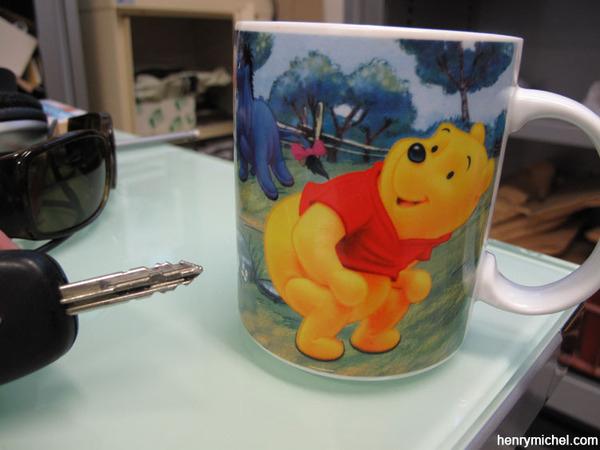 NSFW Winnie Mug