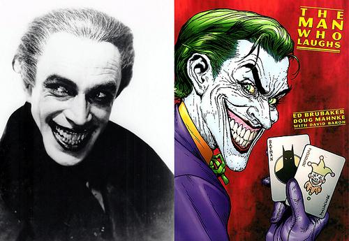 Original Inspiration for The Joker