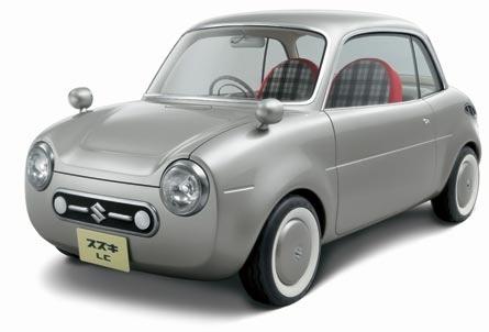 Cutest Little Car!