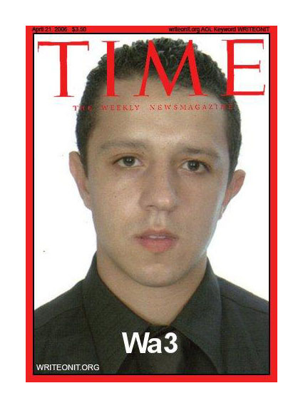 Make Your Own Magazine Cover