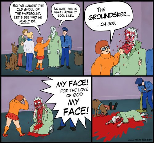Velma Is The Murderer