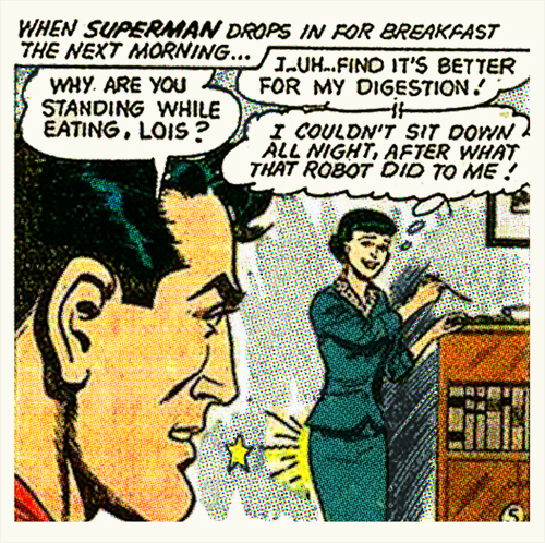 What Happened to Lois Lane?