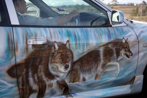 Wolf Car