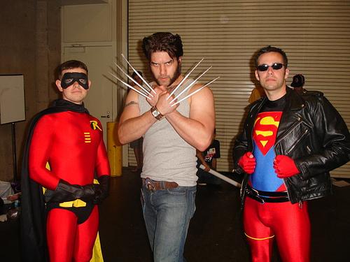 Bad Wolverine Costumes